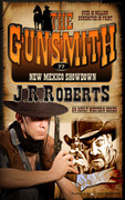 New Mexico Showdown by J.R. Roberts (Print)