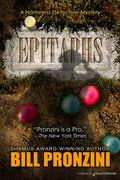 Epitaphs by Bill Pronzini (Print)