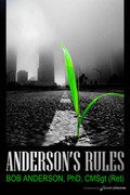 Anderson's Rules by Bob Anderson (Print)