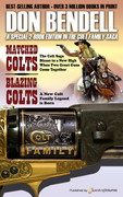 Matched Colts / Blazing Colts by Don Bendell (Print)
