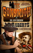 Six-Gun Sideshow by J.R. Roberts (eBook)