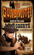 Blood on the Land by J.R. Roberts (eBook)