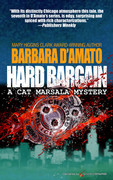 Hard Bargain by Barbara D'Amato (Print)