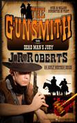 Dead Man's Jury by J.R. Roberts (Print)