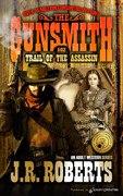 Trail of the Assassin by J.R. Roberts (Print)