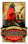 The Fugitive Gun by Jory Sherman (eBook)