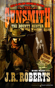 The Bounty Hunter by J.R. Roberts (eBook)