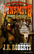 Wyoming Range War by J.R. Roberts (Print)