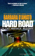 Hard Road by Barbara D'Amato (Print)