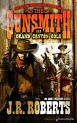 Grand Canyon Gold by J.R. Roberts (Print)