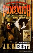 St. Louis Showdown by J.R. Roberts (eBook)