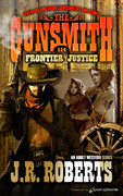 Frontier Justice by J.R. Roberts (eBook)
