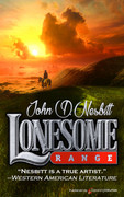 Lonesome Range  by John D. Nesbitt (Print)