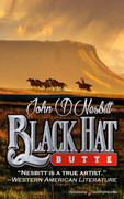 Black Hat Butte by John D. Nesbitt (Print)