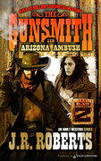 Arizona Ambush by J.R. Roberts (Print)