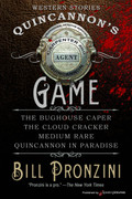 Quincannon's Game by Bill Pronzini (Print)