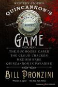 Quincannon's Game by Bill Pronzini (Print)