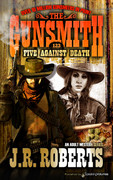Five Against Death by J.R. Roberts (eBook)