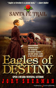 Eagles of Destiny by Jory Sherman (eBook)