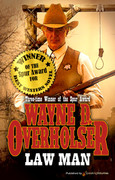 Law Man by Wayne D. Overholser (eBook)