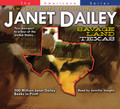 Savage Land (Texas) by Janet Dailey (CD Audiobook)
