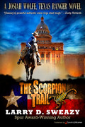 The Scorpion Trail by Larry D. Sweazy (Print)
