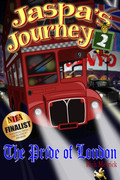 Jaspa's Journey 2: The Pride of London by Rich Meyrick (Print)