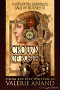 Crown of Roses by Valerie Anand (Print)