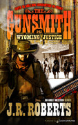 Wyoming Justice by J.R. Roberts  (eBook)