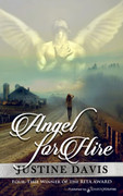Angel for Hire by Justine Davis (Print)
