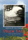 Drum Talk by Gerald Hausman (CD Audiobook)