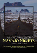 Navajo Nights by Gerald Hausman (CD Audiobook)