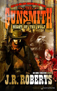 Night of the Wolf  by J.R. Roberts  (eBook)
