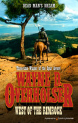West of the Rimrock by Wayne D. Overholser (eBook)