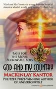 God and My Country by MacKinlay Kantor (Print)