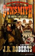 The Borton Family Gang by J.R. Roberts  (eBook)