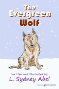The Evergreen Wolf by L. Sydney Abel (Print)