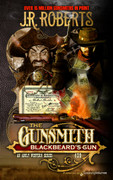 Blackbeard's Gun by J.R. Roberts (Print)