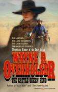 The Cattle Queen Feud by Wayne D. Overholser (eBook)