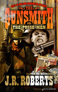 The Posse Men by J.R. Roberts  (eBook)