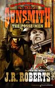 The Posse Men by J.R. Roberts  (eBook)