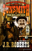 The Killer Con by J.R. Roberts  (eBook)