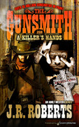 A Killer's Hands by J.R. Roberts  (eBook)