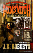 The Only Law by J.R. Roberts  (eBook)