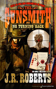 No Turning Back by J.R. Roberts  (eBook)