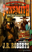 Big-Sky Bandits by J.R. Roberts  (eBook)