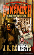 Rolling Thunder by J.R. Roberts  (eBook)