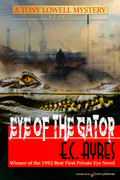 Eye of the Gator by E. C. Ayres (Print)
