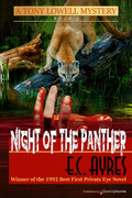 Night of the Panther by E. C. Ayres (Print)