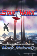 Starhawk by Mack Maloney (Print)